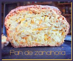 DIME QUE COMES (Blog de nutrición): PAN DE ZANAHORIA CSC#1