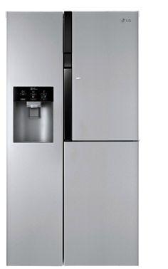 Réfrigérateur américain LG GWS6039SC Smart Eco Door | Cucine ...