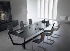 JAKIN LORCA Meeting table - sandalyeler bu tip olabilir
