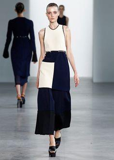 カルバン・クライン コレクション 2015年秋ウィメンズコレクションをライブ配信 | ニュース - ファッションプレス