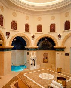 Spa at One & Only Royal Mirage, Dubai