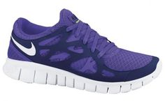Purple Free Runs - Nike. Love