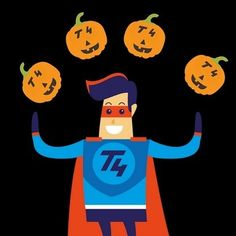 So today is #NationalPumpkinDay  Getting ready for #TrickOrTreat
