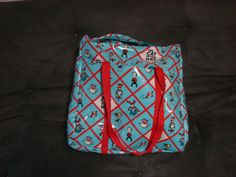 Items similar to Extra large tote. Self lined. 20 inches tall, 17 inches wide, and 8 inches deep. on Etsy Best Tote Bags, Cute Tote Bags, Blue Cherry, Tropical Christmas, Boho Bags, Large Tote, Beautiful Bags, Womens Tote Bags, Evening Bags