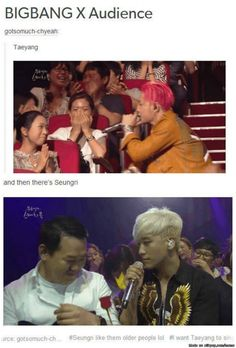 Difference between Taeyang and Seungri ..... | allkpop Meme Center