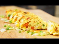 最好吃的雞蛋卷的做法 |美味家常料理食譜|【美食天堂 CiCi's Food Paradise】 - YouTube