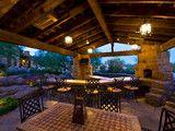 Shafer Residence - mediterranean - patio - other metro - by HartmanBaldwin Design/Build