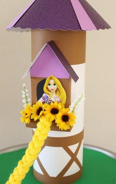 DIY Tangled | Rapunzel tower