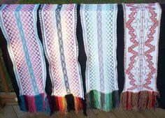 handmade scarves (item name_dragons tails)