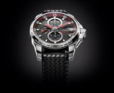 Do you drive an Alfa Romeo? Then you should a get a Chopard watch for Alfa Romeo!