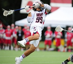 Paul Rabil a lot of people consider this man the face of the game. I don't really like him too much but he is a boss