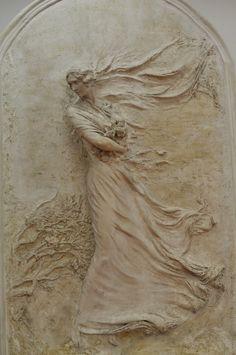 Pietro Canonica (1869-1959) - Monument Funéraire de Giulia Schenabl Rossi,1924
