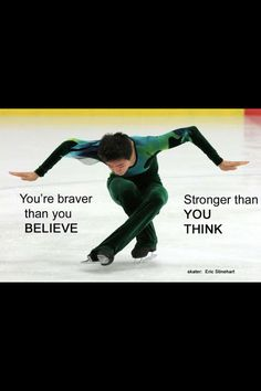 Good to remember when having a rough day at the rink! :)