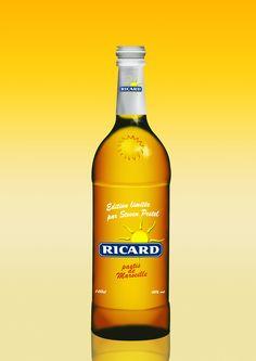 Ricard Bottle