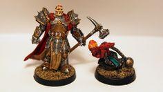 my figures - inquisition