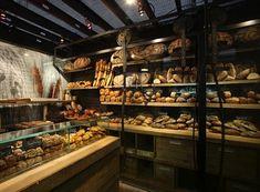 Kaper Design; Restaurant & Hospitality Design: Pain D'Avignon Bakery