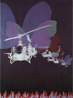 Per Kleiva - Amerikanske sommerfugler Pop Art, Fine Art, Poster, Edvard Munch, Painting, Inspiration, Jewelry, Artists, Sculptures