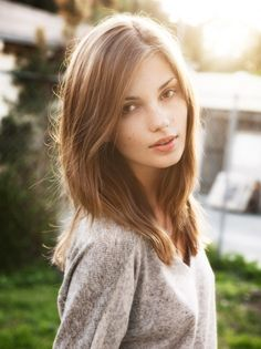 future hair length - just below the shoulder, but not any longer