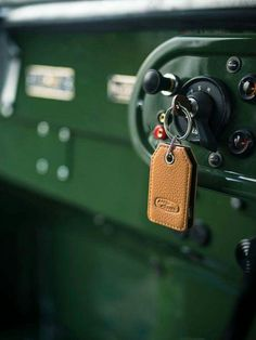 Keys Board Land Rover Series One.