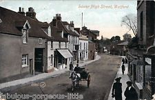 watford in Collectable Postcards Family Roots, Shop Fronts, Watford, Old Pictures, Cart, Delivery, Street View, Covered Wagon, Antique Photos