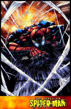 Superior Spider Man By Ryanstegman By Trinitymathe by knytcrawlr on DeviantArt