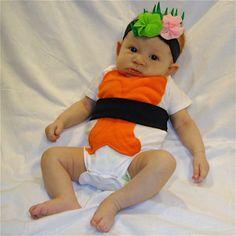 Nigiri baby costume