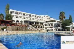 Hotel Magna Graecia, #Dassia, #Corfu, #Grecia Magna Graecia, Corfu Greece, Creta, Greek Islands, Palace, Hotels, Tours, Mansions, House Styles