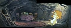Animation Backgrounds: POOH