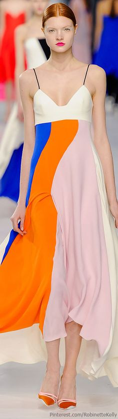 Christian Dior   Resort 2014pinned by KOONN Fashion#KOONN #KOONN Floorstanding Candle holders