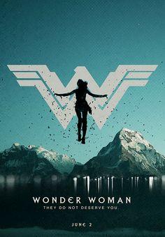 MizZz Dreamer — daisyridlay: Wonder Woman (2017) dir. Patty...