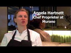 Angela Hartnett Chef Patron of Murano Restaurant London Michelin Star, Cafe Murano, Angela Hartnett, Fresh Pasta, London Restaurants, Italian Dishes, Meals For The Week, Places To Eat
