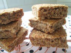 Gezonde tussendoortjes - Healthy snacks