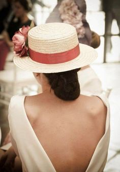 de74d8aaac32a 179 Best Boater Hats images in 2018 | Hats, Fashion, Boater hat