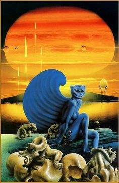 Illustrations By Jim Burns