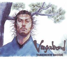 Vagabond : Le sabre et le pinceau - manga de Takehiko Inoue