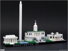 lego architecture 2020