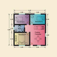 Constructora Sol del Plata – Viviendas Prefabricadas – Construcción de Casas | Planos