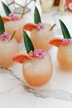 Sit back this summer with a Lulus Tropical Crush Cocktail that's perfect for sipping your troubles away. Summer Cocktails, Cocktail Drinks, Cocktail Recipes, Craft Cocktails, Party Drinks, Fun Drinks, Alcoholic Drinks, Liquor Drinks, Bourbon Drinks