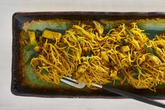 This Vietnamese recipe is a simple way to get the colorful, nutritious benefit of turmeric into your dinner.