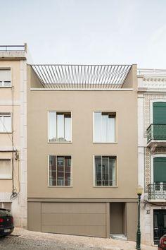Ricardo Bak Gordon, Francisco Nogueira · House in Lapa · Divisare
