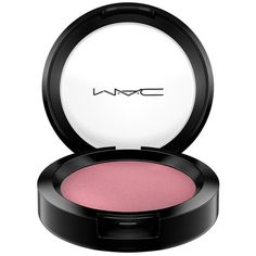 MAC SheerTone Blush - Colour Breath Of Plum (1.475 RUB) ❤ liked on Polyvore featuring beauty products, makeup, cheek makeup, blush and mac cosmetics