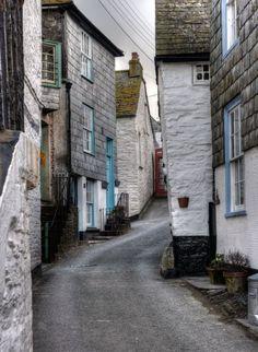 Church Hill - Port Isaac, Cornwall, England                                                                                                                                                                                 More
