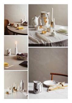 Norwegian porcelain design - Wik & Walsøe
