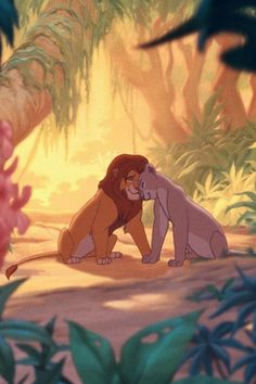 """""""Der König der Löwen"""" kommt 2019 als Realverfilmung zurück ins Kino. Alle Inf… """"The Lion King"""" comes in 2019 as a real movie back to the cinema. All information about the new movie at a glance. Plus: who will play the lead roles. Disney Animation, Disney Pixar, Disney Amor, Arte Disney, Disney And Dreamworks, Disney Cartoons, Disney Magic, Disney Movies, Disney Movie Scenes"""