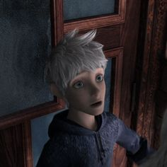 Gif uguali per Rapunzel e Jack <3