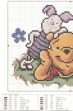 pooh en knorretje deel 1