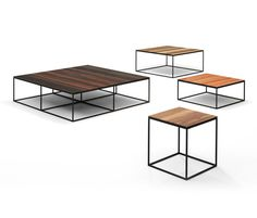 Side tables | Tables | Slice | Linteloo | Roderick Vos. Check it out on Architonic