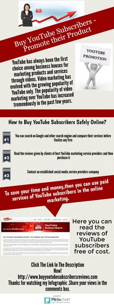 If you want to get an amazing boost on your business with the help of buy YouTube subscribers service then you can visit our site. We have created this list after thorough investigation so that users may get quality YouTube marketing services without any hassles safely. You may easily compare their pros and cons.