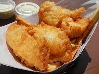 Fish and Chips (Pajo's Fish and Chips (Steveston Wharf) - Richmond, BC)