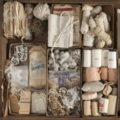 I ❤ vintage sewing items . . . Atelier Manon Gignoux 10 ~By Eric Valdenaire